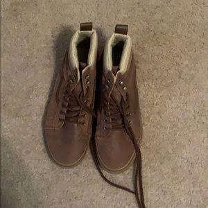 Vans leather mte